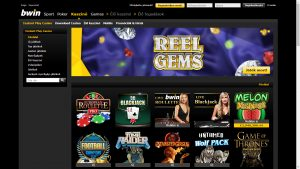 Bwin casinolobby