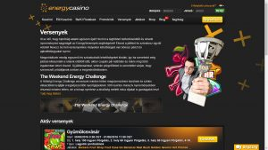 Energycasino Tournament
