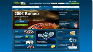 WilliamHill Casino lobby